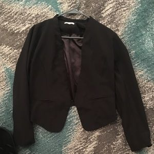 Jackets & Blazers - Women's Black Blazer Size Medium